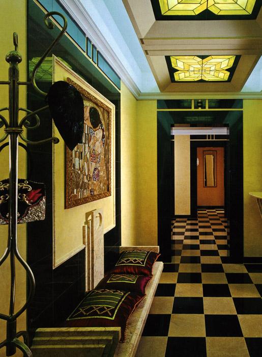 Квартира. холл из проекта , фото №1056