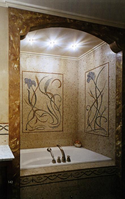 Квартира. ванная из проекта , фото №1055