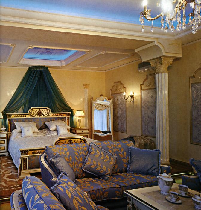 спальня - фото № 6061