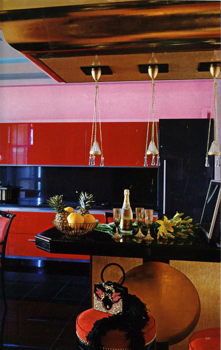 Квартира. кухня из проекта , фото №1053