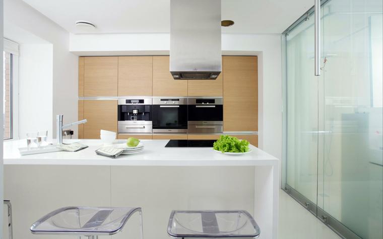 интерьер кухни - фото № 1200