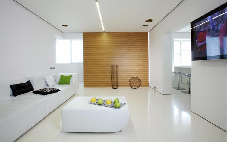 гостиная - фото № 1204
