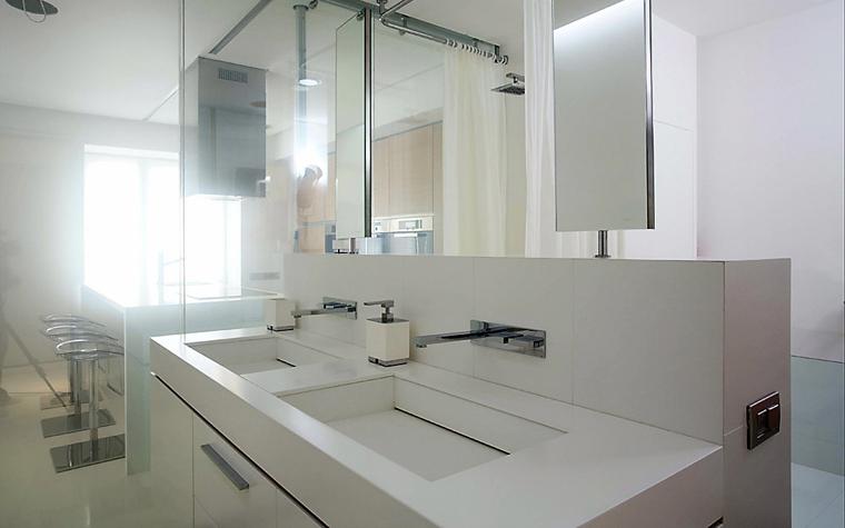 интерьер ванной - фото № 1364