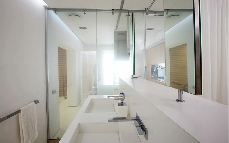 интерьер ванной - фото № 1365