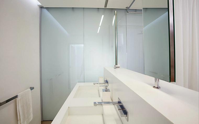 интерьер ванной - фото № 1366