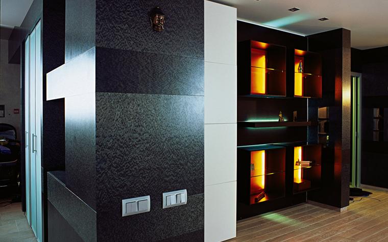 Квартира. гостиная из проекта , фото №1274