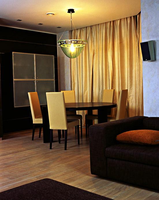 Квартира. гостиная из проекта , фото №1275