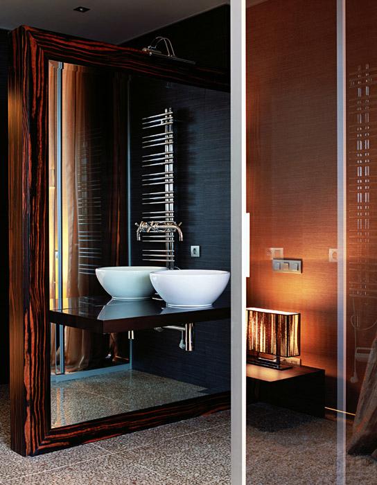 Квартира. ванная из проекта , фото №1361