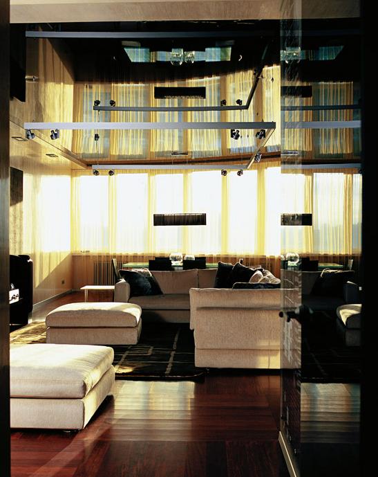 интерьер гостиной - фото № 1290