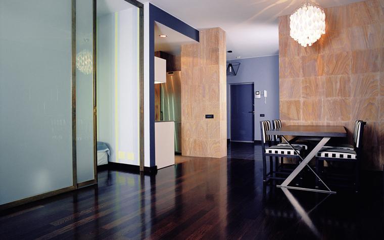 интерьер гостиной - фото № 1298