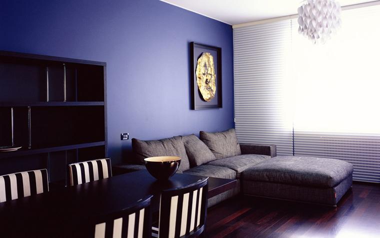 интерьер гостиной - фото № 1299