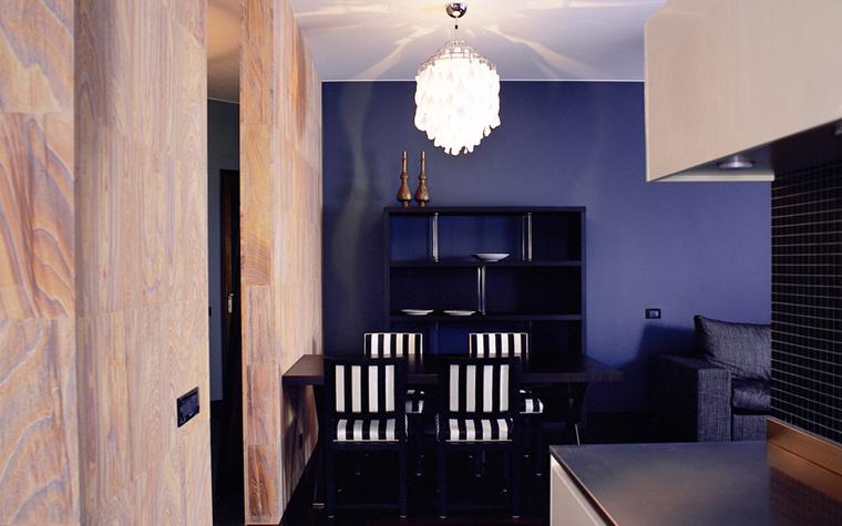 интерьер гостиной - фото № 1300