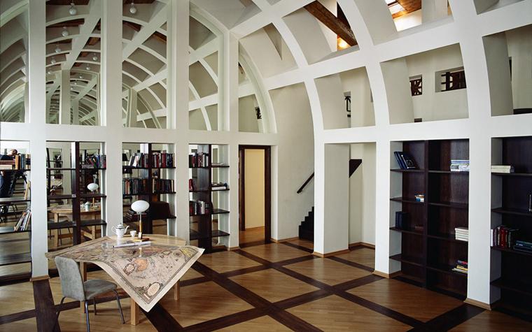 интерьер гостиной - фото № 1303