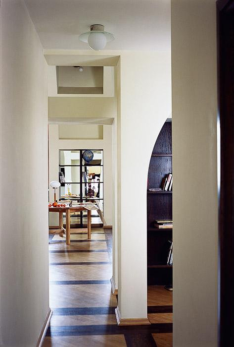 интерьер гостиной - фото № 1307