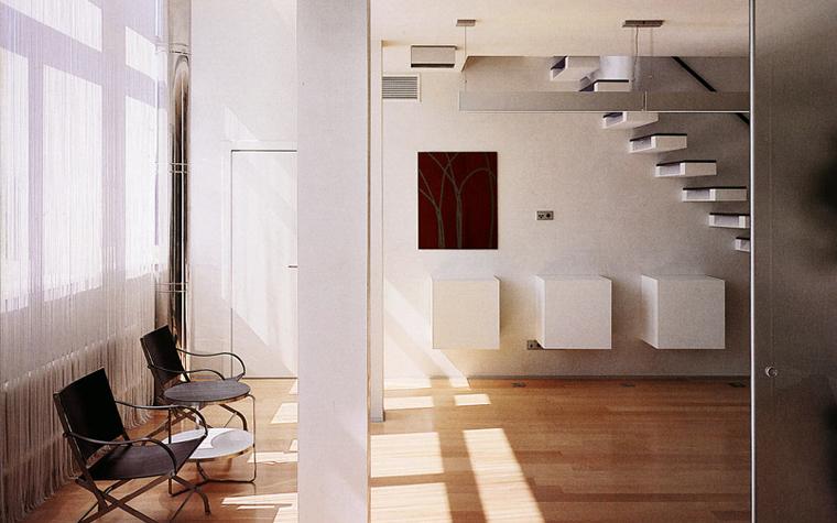 Квартира. холл из проекта , фото №1326