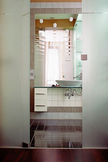 Квартира. ванная из проекта , фото №7049