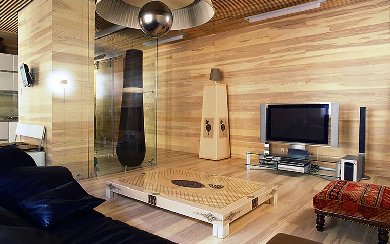 интерьер гостиной - фото № 1350