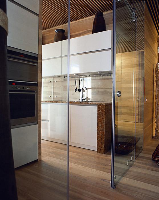 Квартира. кухня из проекта , фото №1354
