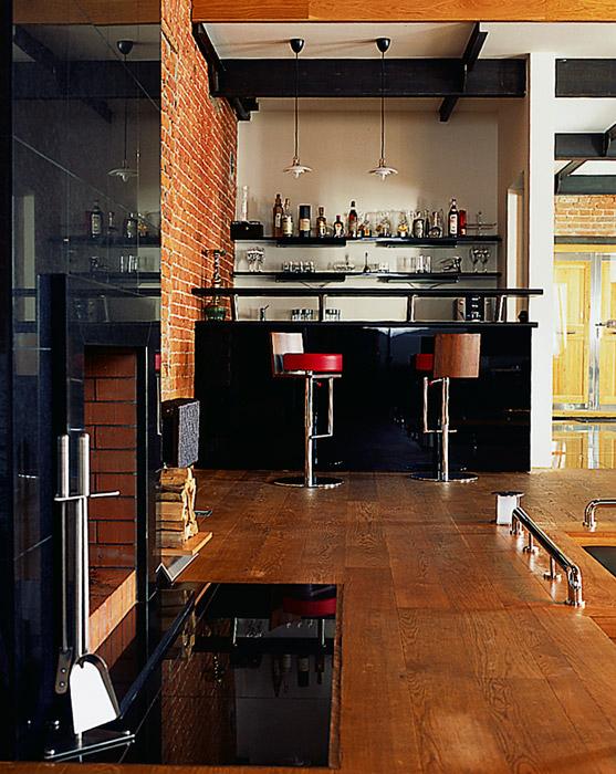 интерьер гостиной - фото № 5768