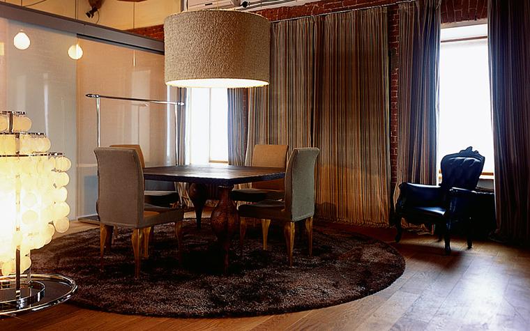 Фото № 1547 столовая  Квартира