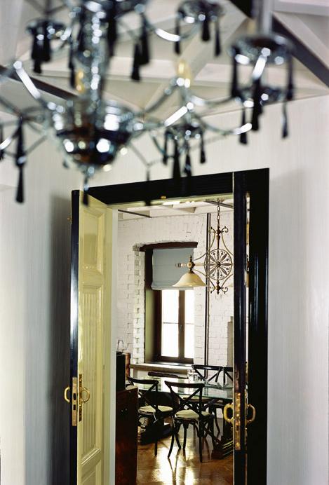 Фото № 1567 столовая  Квартира