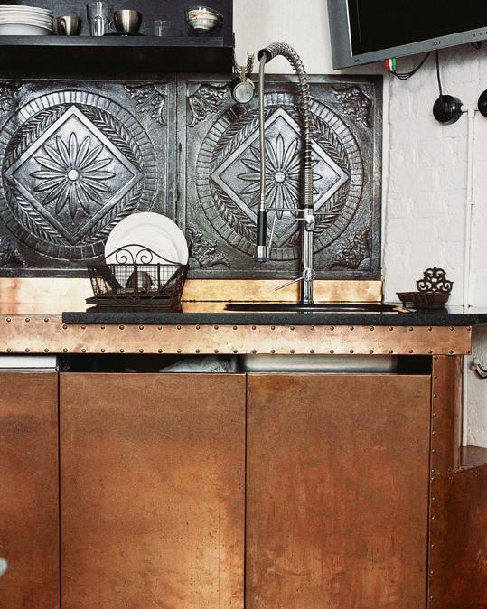 интерьер кухни - фото № 1562