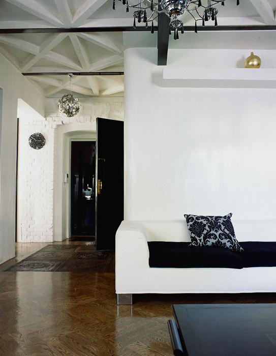 Фото № 1554 гостиная  Квартира