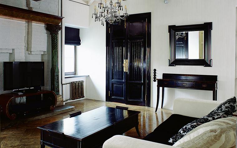 Фото № 6062 гостиная  Квартира