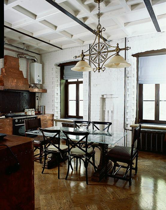Фото № 1566 кухня  Квартира