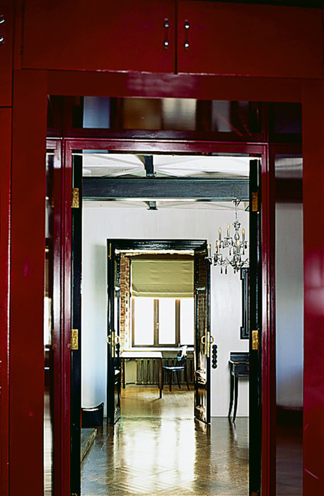 Фото № 1570 холл  Квартира