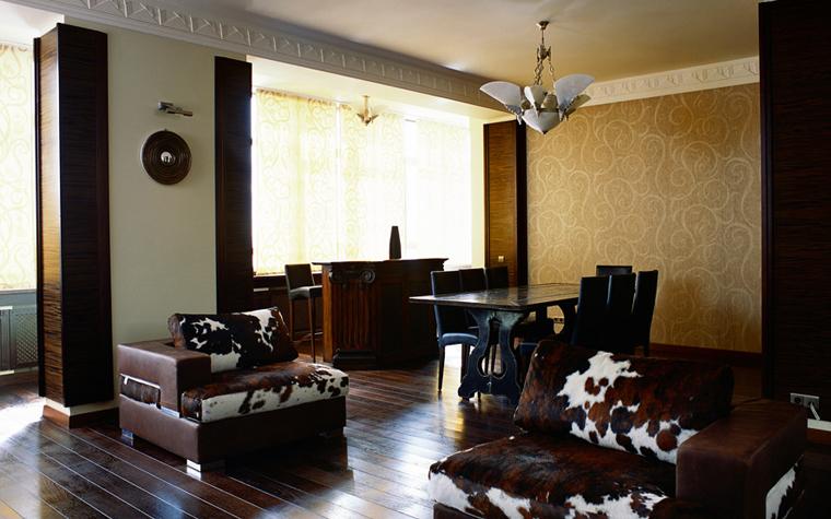 гостиная - фото № 1575