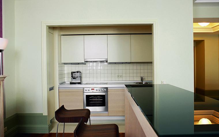 Фото № 1581 кухня  Квартира