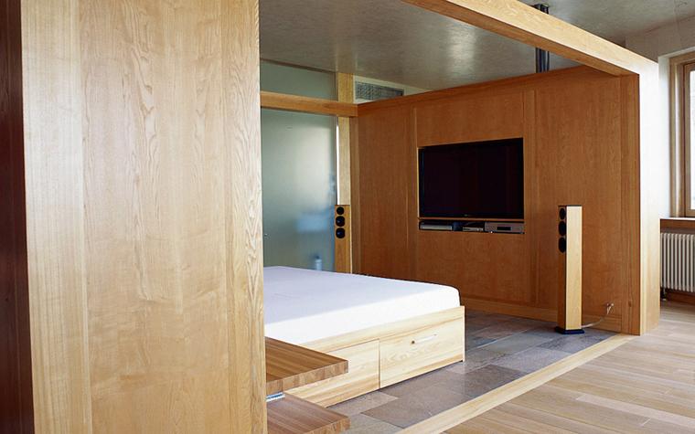 Фото № 1588 спальня  Квартира