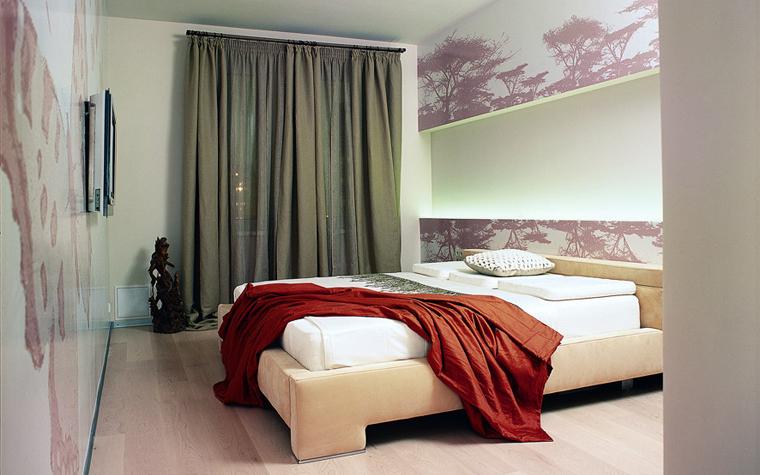 Фото № 1599 спальня  Квартира