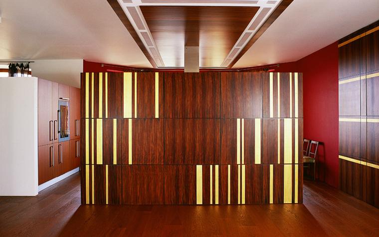 Квартира. гостиная из проекта , фото №1617
