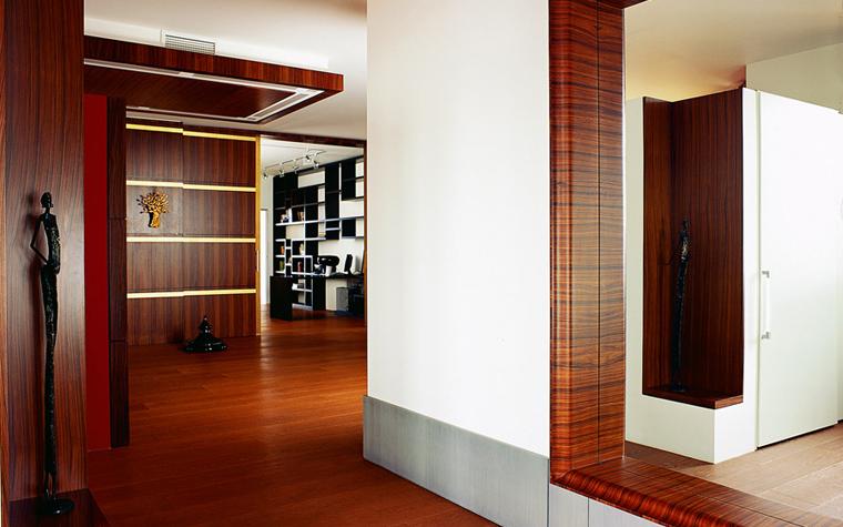 Квартира. холл из проекта , фото №1620