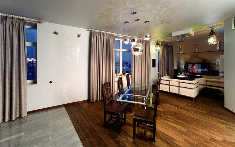 Квартира. гостиная из проекта , фото №1625