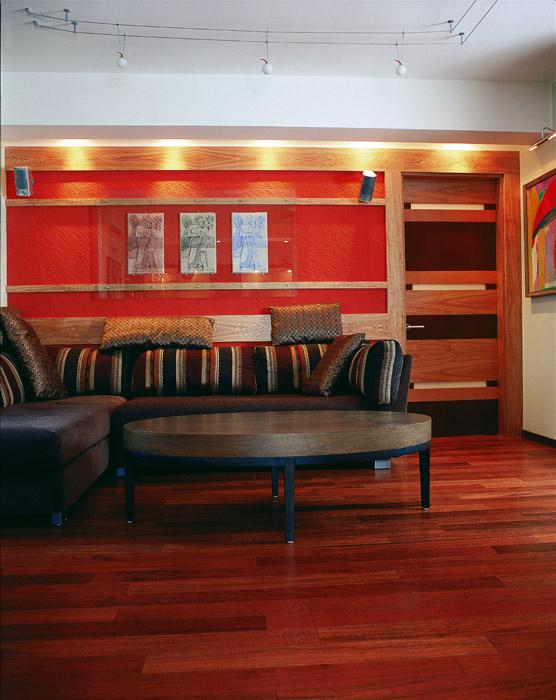 гостиная - фото № 1646