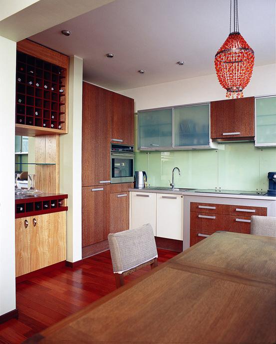 Квартира. кухня из проекта , фото №1645