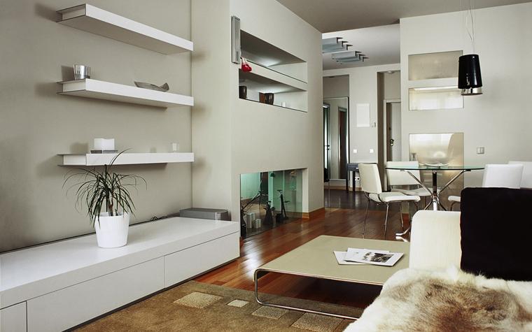 Квартира. гостиная из проекта , фото №1651