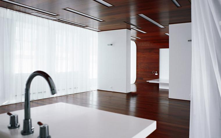 Квартира. кухня из проекта , фото №5121