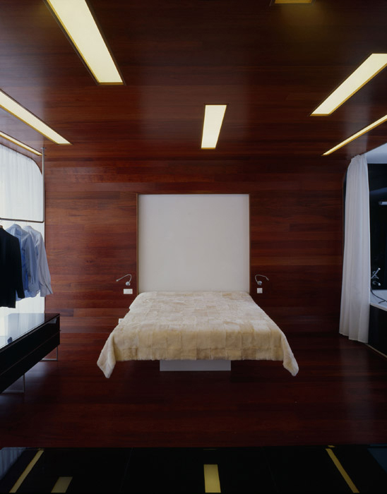 Квартира. спальня из проекта , фото №5116