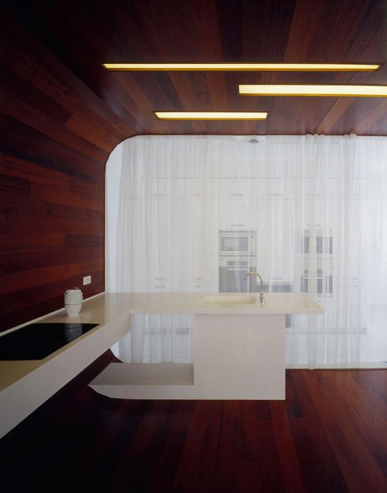 Квартира. кухня из проекта , фото №5123