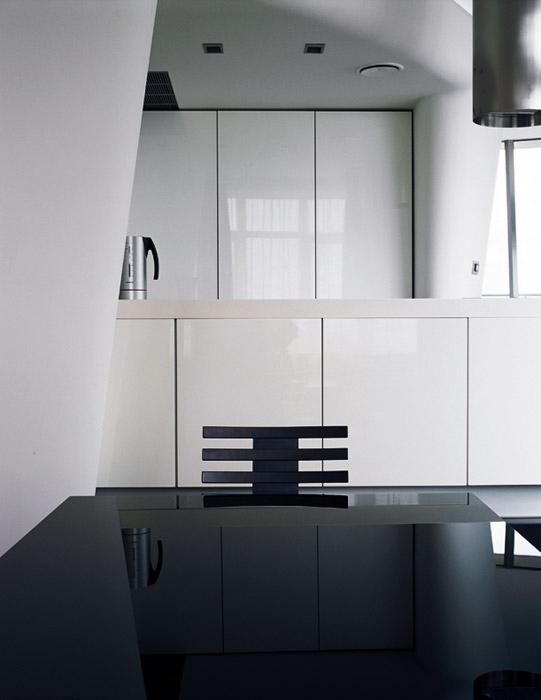 Квартира. кухня из проекта , фото №12430