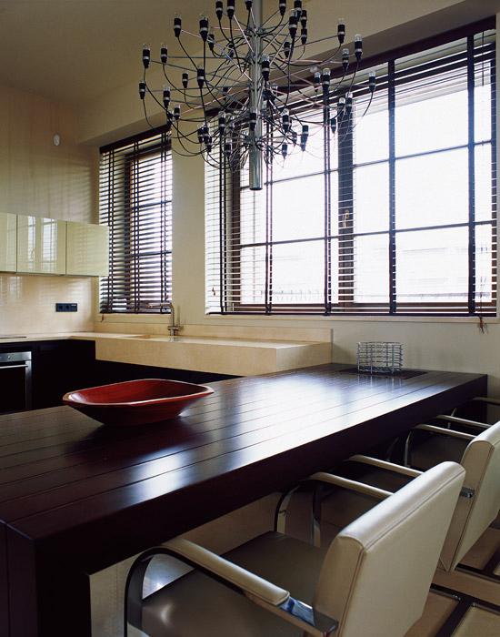 интерьер кухни - фото № 1686