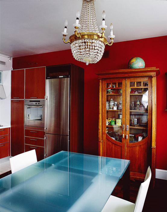 Квартира. кухня из проекта , фото №1701