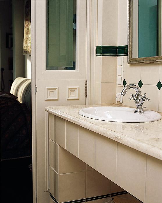 Квартира. ванная из проекта , фото №1702