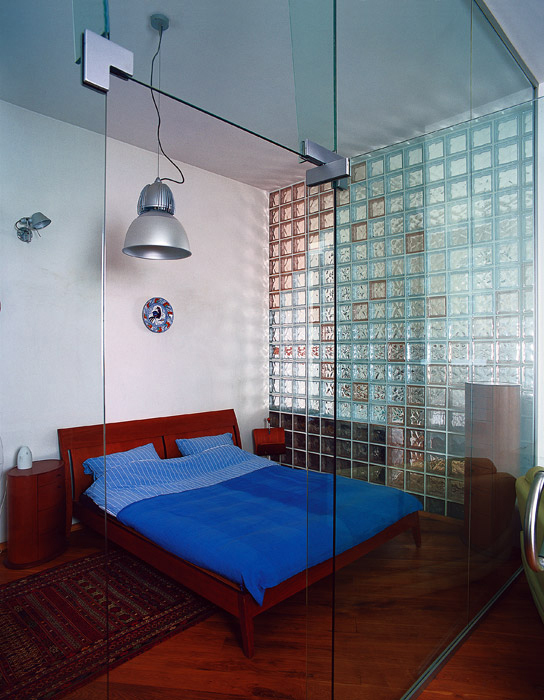 интерьер спальни - фото № 2344