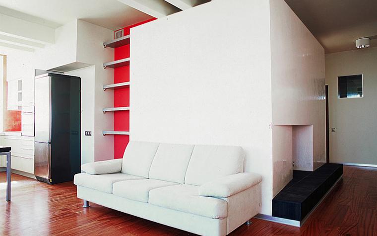 Квартира. гостиная из проекта , фото №1740