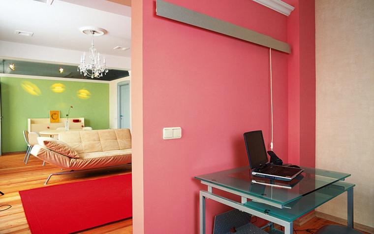 Квартира. гостиная из проекта , фото №1759